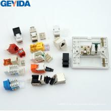 Tipos de acessórios para comutador de rede
