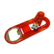 Пластик металл открывалка для бутылок USB-накопитель