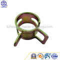 High Precision Stainless Steels Metal Part Horse Spring Clip with ISO9001/SGS/Ts16949