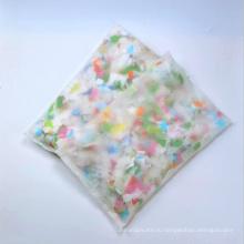 Новинка новый продукт конфетти подушка с бумажным бланком