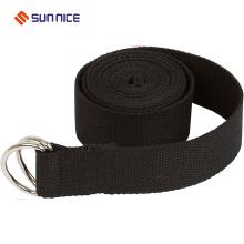 Cinturón antideslizante de yoga de alta calidad