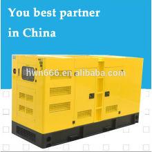 50kw Shangchai generator power by SC4H95D2 engine model