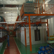 Spl Liquid Painting Line for Electric Motor