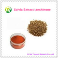 Tanshinone natural do pó do extrato de Salvia de 100%