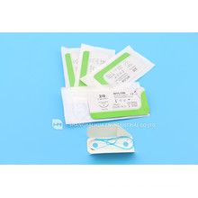 High Quanlity with CE FDA ISO certificated Disposable All Types 1/0 Sterile Surgical Suture