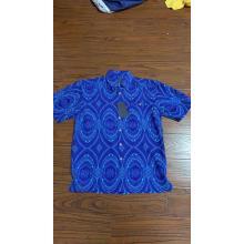 100% Baumwolle Man exotische T-Shirt benutzerdefinierte Druck Kleidungsstück