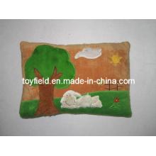 Almofada dos desenhos animados Plush Stuffed Plush Pillow