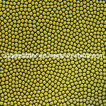 Strong Peeling Ball Leather PVC Leather (QDL-BP0046)