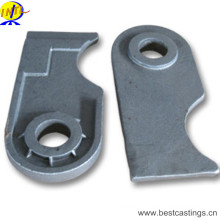 Pièce en fonte de sable en acier personnalisée Precision Steel