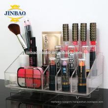 Jinbao Clear Storage Case Organizer custom acrylic jewelry display