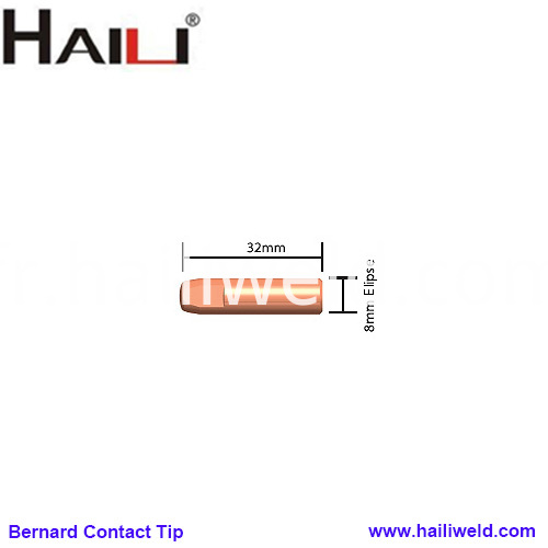 Bernard Contact Tip
