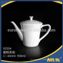 Eurohome promotions promotionnelles hotel banque us airline line théière en porcelaine en céramique