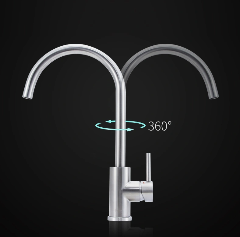 Stainless Steel Faucet 18
