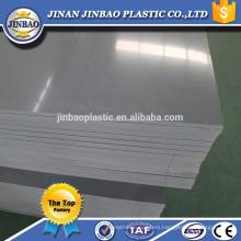 china factory hot sell sheet rigid pvc 3mm thick plastic sheeting