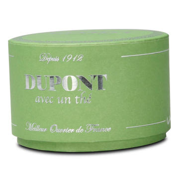 Mint Green Round Candle Box Kecil