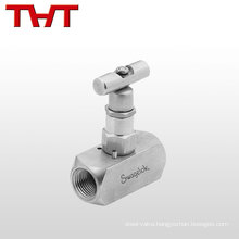"Low pressure 1/8 ""- 2"" hydraulic control instrument needle valve"
