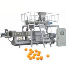 Линия по производству двухшнекового экструдера с воздушными шариками