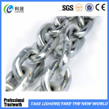 Zinc Plated Weld Link Chain
