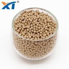 zeolite 4a molecular sieve air purify 1.7-2.5mm 3-5mm 4a molecular sieve desiccants for dehydration