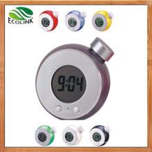 Eco-Friendly Water Power Digital LCD Clock