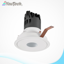 10W Pinhole holesize 80mm led downlight