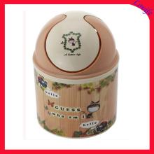 Plastic Cartoon Mini Storage Bucket (FF-5015-1)