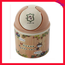 Plastic Cartoon Mini Storage Bucket (FF-5015-1)