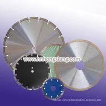 Ruedas de diamante para aleación dura de acero de tungsteno