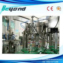 Automatische kohlensäurehaltige Getränkeabfüllvorrichtung