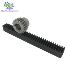 Módulo de bastidor de engranajes recto / helicoidal CNC 4