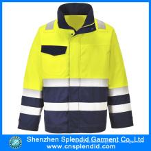Custom Logo Safety Work Uniform Jackets Construction Clothing