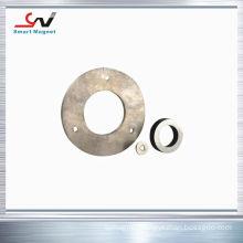 Fine polishing alnico 9 horseshoe magnet for education