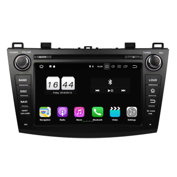 Android auto dvd voor MAZDA 3 2009