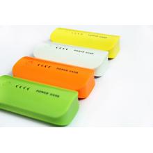 Power Bank 5600mAh Portable Powerbank 18650 Chargeur mobile Chargeur de batterie externe