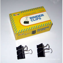51mm noir Binder Clips (1001)