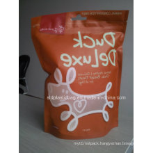 Facory Customize Stand up Zipper Bag for Salmon Fillets Packing