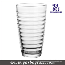 Gobelet en verre à eau 16oz Spiral Design 1616 (GB03448516)