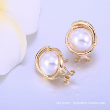 hot sale factory direct price beaded tassel earrings with pearl