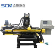 CNC-Plattenstanz- und Markiermaschine