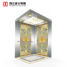 China Supplier ZhuJiangFuJi Oem Home Vlla Elevator Mini Lift Elevators India