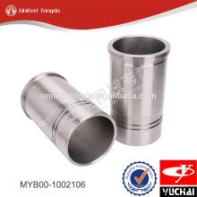 Гильза цилиндра двигателя YC6MK MYB00-1002106 для юйчай