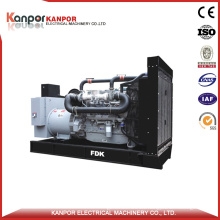 Powered by Shangchai Engine, Electric Generator, Silent Generator for Kanpor Factory Direct Sale