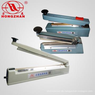 Aluminium-Legierung Hitze-Siegel-Maschine für PE-Nylon-BOPP-Folie mit Seite Messer zuschneiden und Kunststoff Maschine Boy