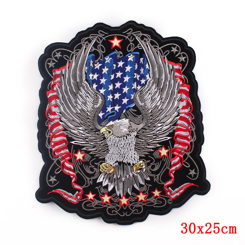 Biker Patches Motorcycle Embroidery