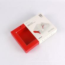 Kundenspezifischer kleiner Produkt-drahtloser Kopfhörer-Kopfhörer-Verpackenkasten für Verkauf
