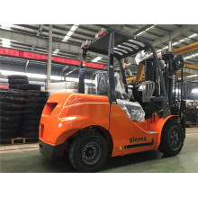 3.5T Diesel Fork lifter With Solid Tyre