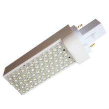 El surtidor de China g24 llevó la lámpara de PL 220v 60leds 3w