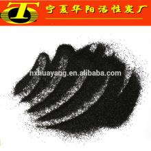 Granulado de carvão ativado à base de coco