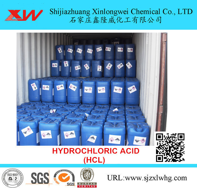 Hydrochloric Acid 33 Price