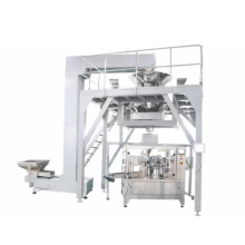 Fully Automated Premade Doypack Pouch Packing Machine